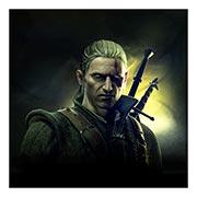 Купить неформатные постеры Witcher