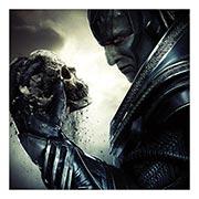 Неформатный постер X-Men. Размер: 60 х 60 см