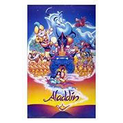Купить неформатные постеры Aladdin