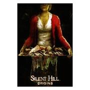 Неформатный постер Silent Hill. Размер: 60 х 90 см
