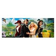 Купить неформатные постеры Oz the Great and Powerful