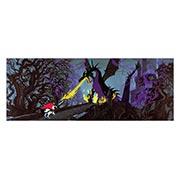 Неформатный постер Sleeping Beauty. Размер: 80 х 30 см