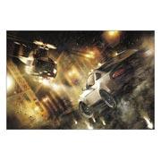Купить неформатные постеры Need for Speed