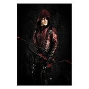Хардпостер (на твёрдой основе) Arrow. Размер: 20 х 30 см