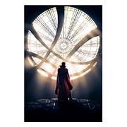 Хардпостер (на твёрдой основе) Doctor Strange. Размер: 20 х 30 см