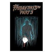 Купить хардпостеры (на твёрдой основе) Friday 13th