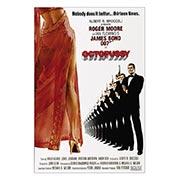 Купить хардпостеры (на твёрдой основе) James Bond: Octopussy