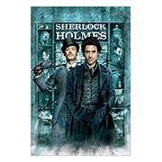 Хардпостер (на твёрдой основе) Sherlock Holmes. Размер: 20 х 30 см