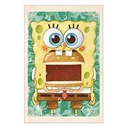 Купить хардпостеры (на твёрдой основе) SpongeBob Squarepants