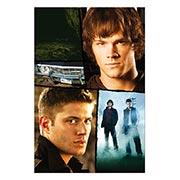 Купить хардпостеры (на твёрдой основе) Supernatural