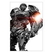 Хардпостер (на твёрдой основе) Transformers. Размер: 20 х 30 см