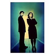 Купить хардпостеры (на твёрдой основе) X-Files