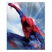 Хардпостер (на твёрдой основе) Spider-man. Размер: 24 х 30 см