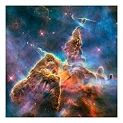 Купить хардпостеры (на твёрдой основе) Космические пейзажи