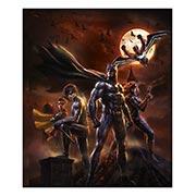 Купить хардпостеры (на твёрдой основе) Batman