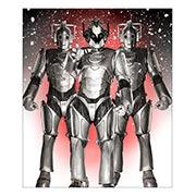 Хардпостер (на твёрдой основе) Doctor Who. Размер: 25 х 30 см