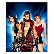 Купить хардпостеры (на твёрдой основе) Resident Evil