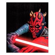 Хардпостер (на твёрдой основе) Star Wars. Размер: 25 х 30 см