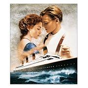 Купить хардпостеры (на твёрдой основе) Titanic