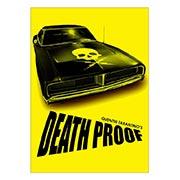 Купить хардпостеры (на твёрдой основе) Death Proof