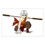 Купить хардпостеры (на твёрдой основе) Avatar: The Last Airbender