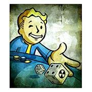 Купить хардпостеры (на твёрдой основе) Fallout