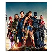 Купить хардпостеры (на твёрдой основе) Justice League