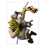 Купить хардпостеры (на твёрдой основе) Shrek