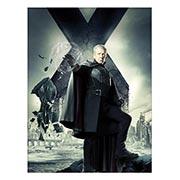 Хардпостер (на твёрдой основе) X-Men. Размер: 30 х 40 см