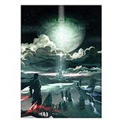 Хардпостер (на твёрдой основе) Final Fantasy. Размер: 30 х 42 см