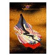 Купить хардпостеры (на твёрдой основе) Toshiaki Kato Art
