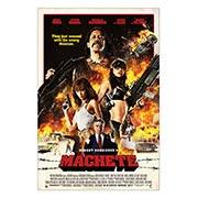 Купить хардпостеры (на твёрдой основе) Machete