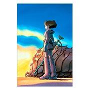Купить хардпостеры (на твёрдой основе) Nausicaa of the Valley of Wind