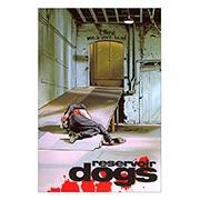 Купить хардпостеры (на твёрдой основе) Reservoir Dogs