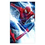 Хардпостер (на твёрдой основе) Spider-man. Размер: 30 х 50 см
