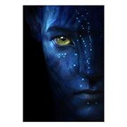 Хардпостер (на твёрдой основе) Avatar. Размер: 35 х 50 см