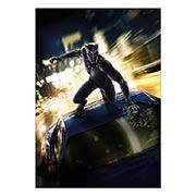 Купить хардпостеры (на твёрдой основе) Black Panther