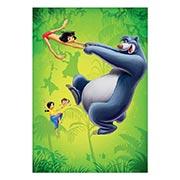 Хардпостер (на твёрдой основе) Jungle Book. Размер: 35 х 50 см