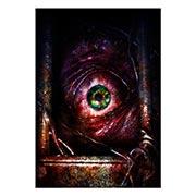 Хардпостер (на твёрдой основе) Resident Evil. Размер: 35 х 50 см