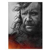 Хардпостер (на твёрдой основе) Game of Thrones. Размер: 40 х 55 см