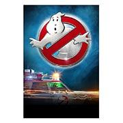 Купить хардпостеры (на твёрдой основе) Ghostbusters