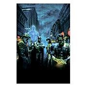 Хардпостер (на твёрдой основе) Watchmen. Размер: 40 х 60 см