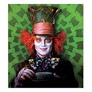 Хардпостер (на твёрдой основе) Alice in Wonderland. Размер: 45 х 50 см