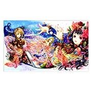 Купить хардпостеры (на твёрдой основе) Tukiji Nao Art