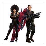 Купить хардпостеры (на твёрдой основе) Deadpool