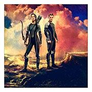 Купить хардпостеры (на твёрдой основе) Hunger Games