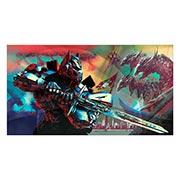 Хардпостер (на твёрдой основе) Transformers. Размер: 55 х 30 см