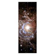 Купить подарочная обёртка для постеров Космические пейзажи