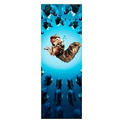 Купить подарочная обёртка для постеров Ice Age