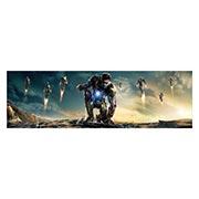 Купить подарочная обёртка для постеров Iron Man